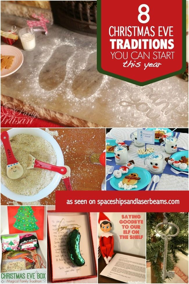 unique-christmas-eve-traditions-with-kids | Winter Holiday Fun ...