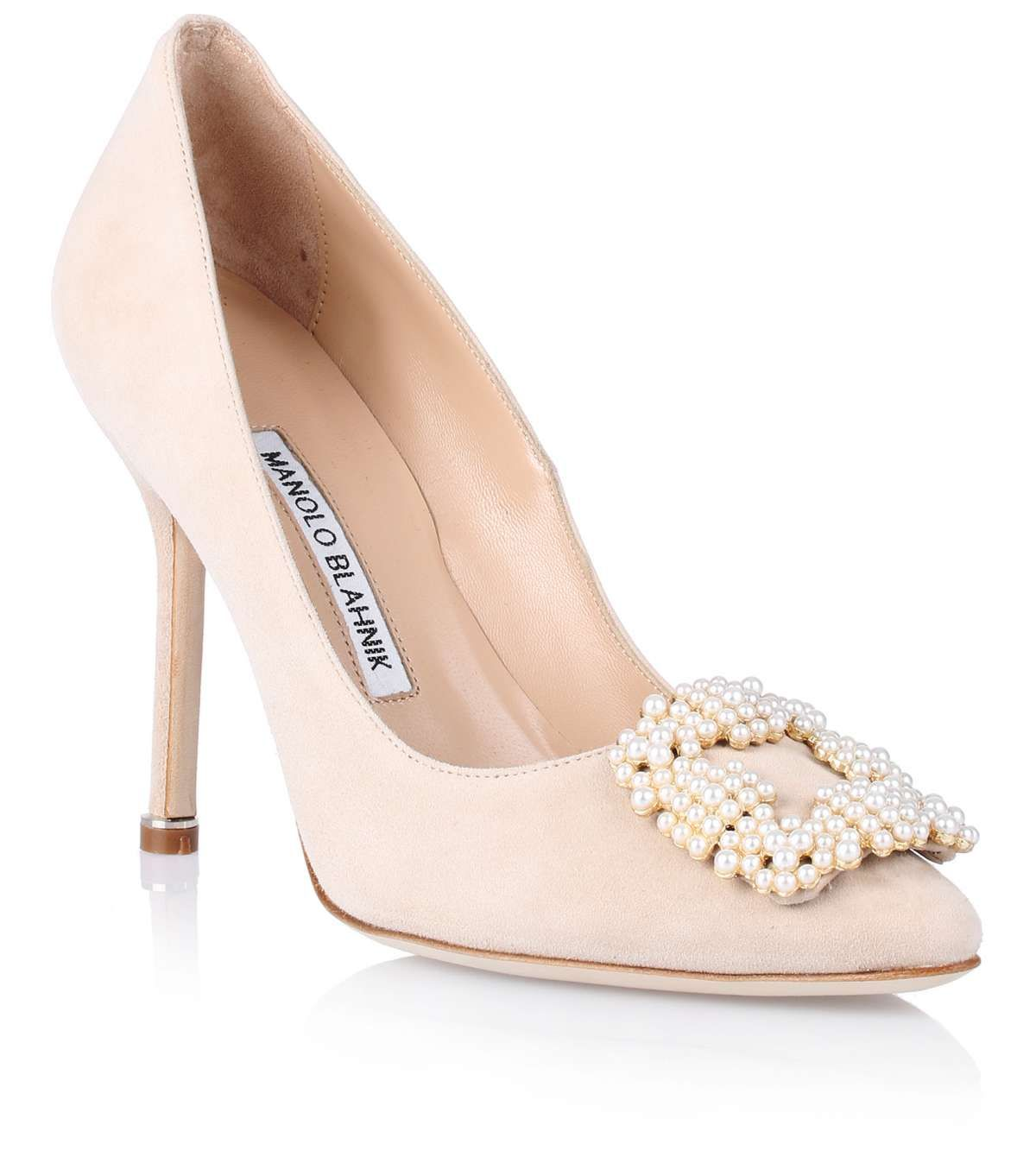 manolo blahnik womens hangisi pumps