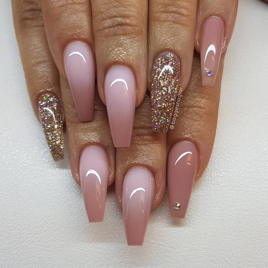 Ombre With Custom Mixed Glitter You Can Find All Products At