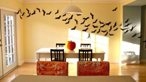 Give your home a devilish air with these easy Halloween crafts.