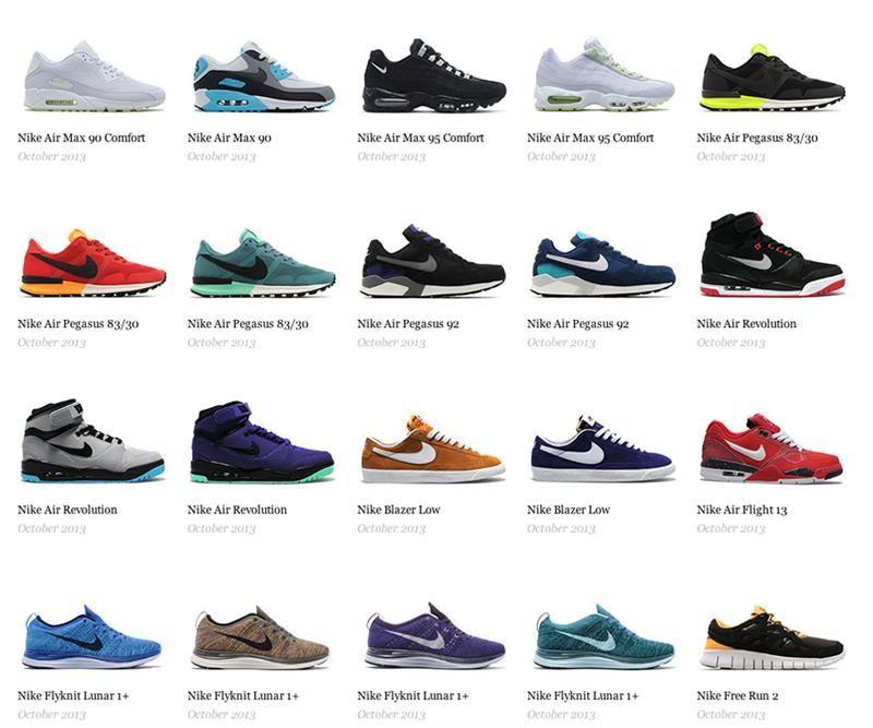 Модели кроссовки nike   Брендовая одежда   Pinterest 2e0c4046662