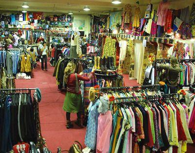 shopping melbourne vintage