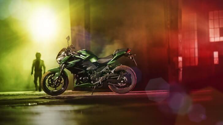Kawasaki Z300 Wallpaper động Lực