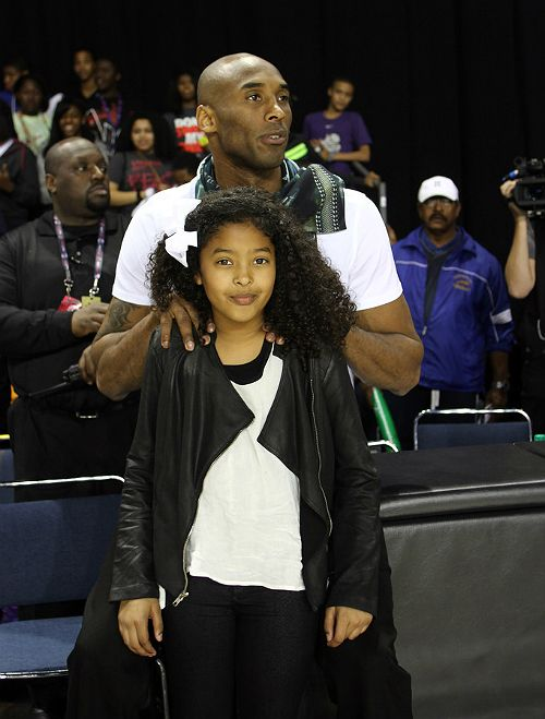 more photos 3e502 f337b Nosee Rosee  Kobe Bryant Wants His Daughter To Date When She s Married