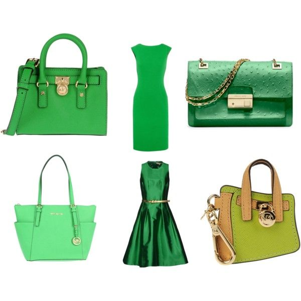 """""""2013 fashion green michael kors style"""" by + Polyvore,clearance hot sale!"""