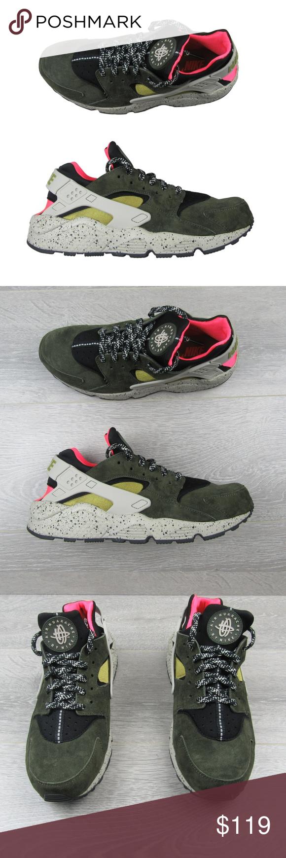 Nike Air Huarache Premium Running Shoes New   Nike air