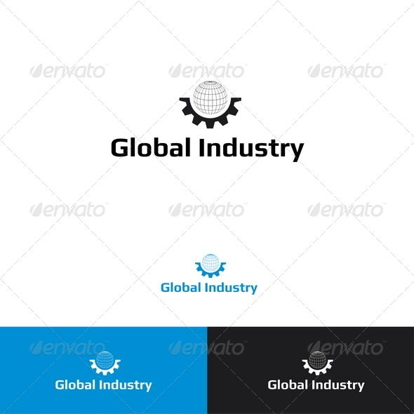 global industry logo template logo templates template