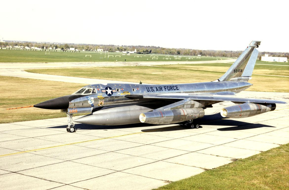 The US Air Force is now 70 These are the aircraft it's