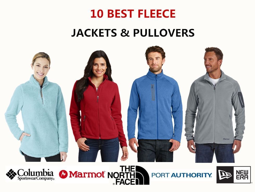10 Best Fleece Jackets and Pullovers from NYFifth