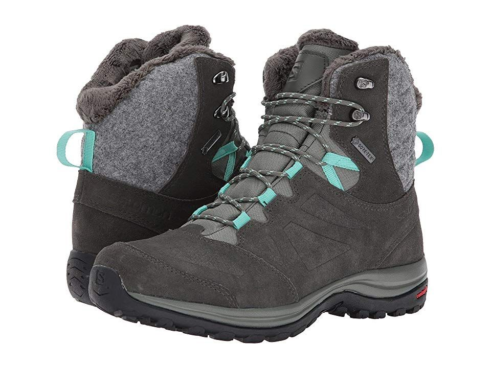 Salomon Ellipse Winter GTX(r) (Castor GrayBelugaBiscay