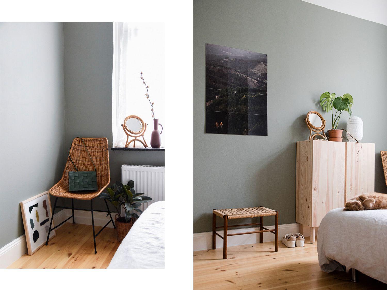 Wohnen mit Vintage Möbeln + Tipps für Ebay Kleinanzeigen