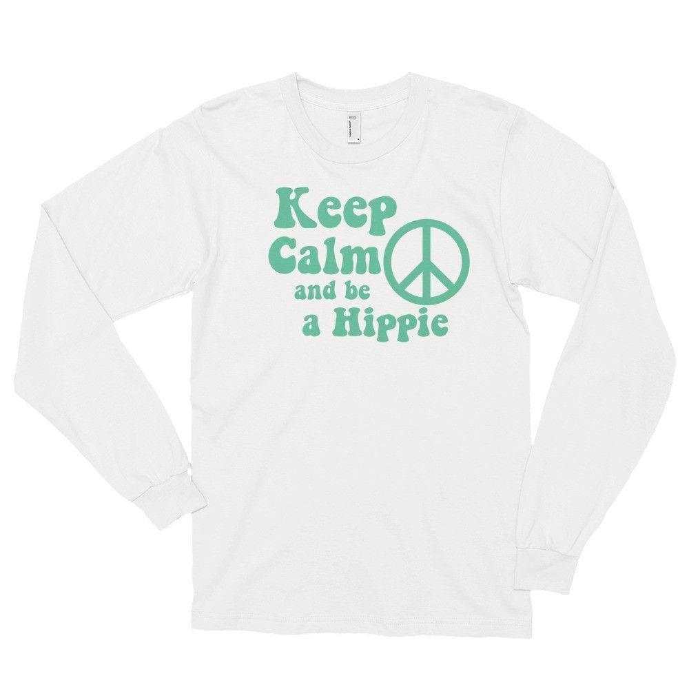 Hippie Long Sleeve T Shirt