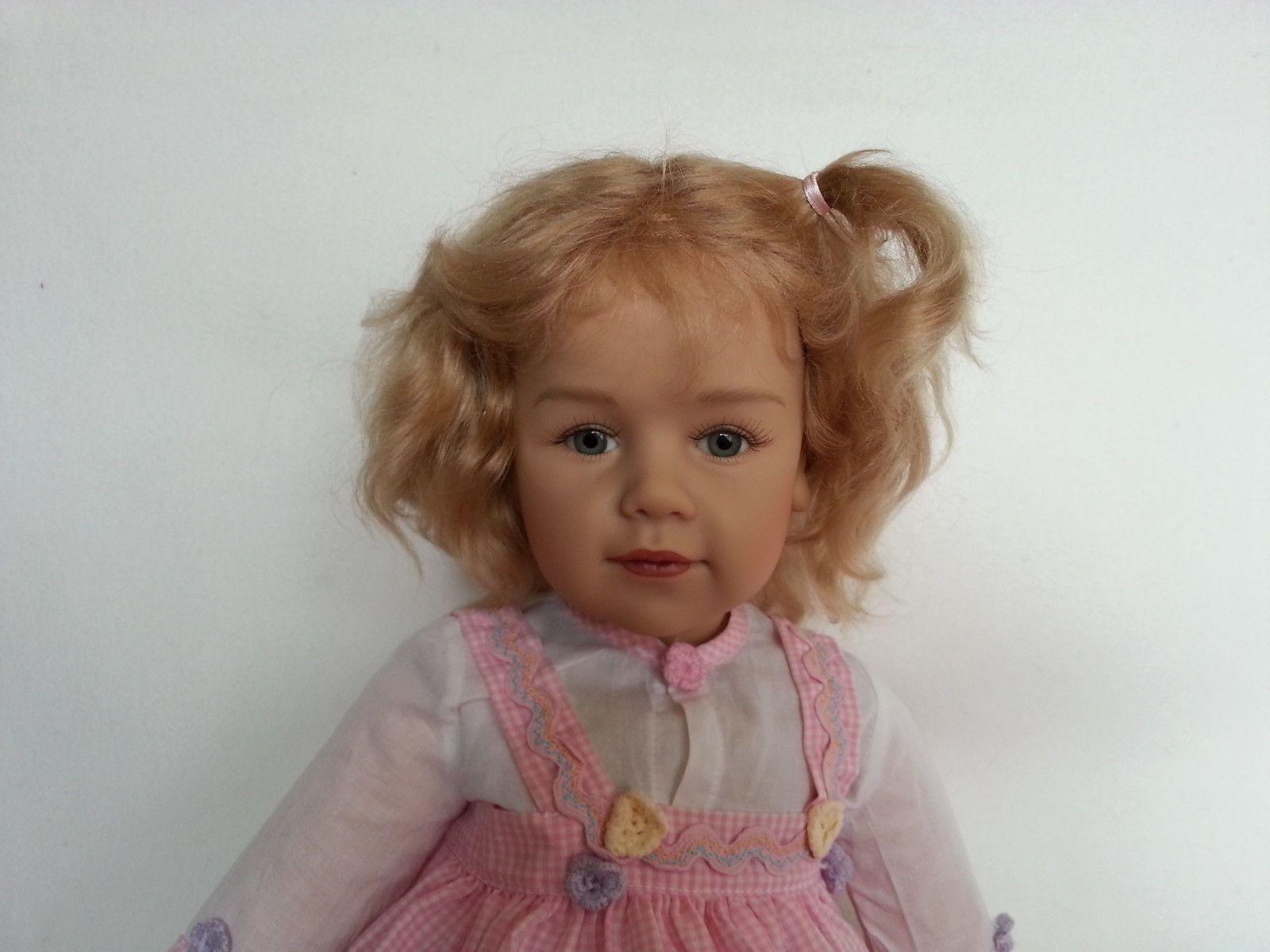 Künstlerpuppe Svenja von Sissel Skille by Götz in Spielzeug, Puppen & Zubehör, Künstler-/ Handgemachte Puppen   eBay