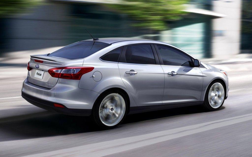 Cars 2014 Ford Focus Sedan Carz Magazine