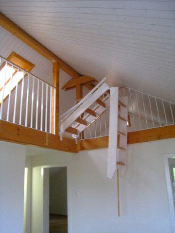 die goma galerietreppe zum hochklappen eignet sich berall. Black Bedroom Furniture Sets. Home Design Ideas