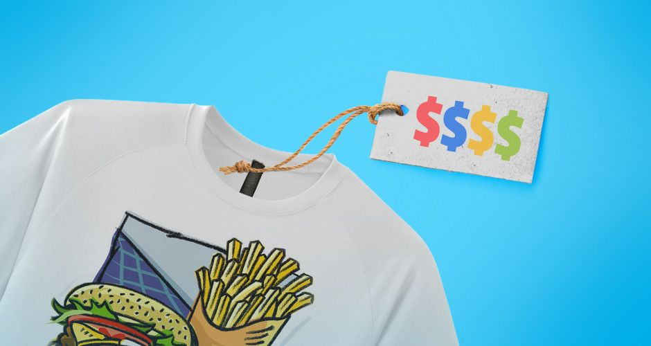10 VINTAGE FAST-FOOD SHIRTS THAT ARE HOT COMMODITIES ON EBAY