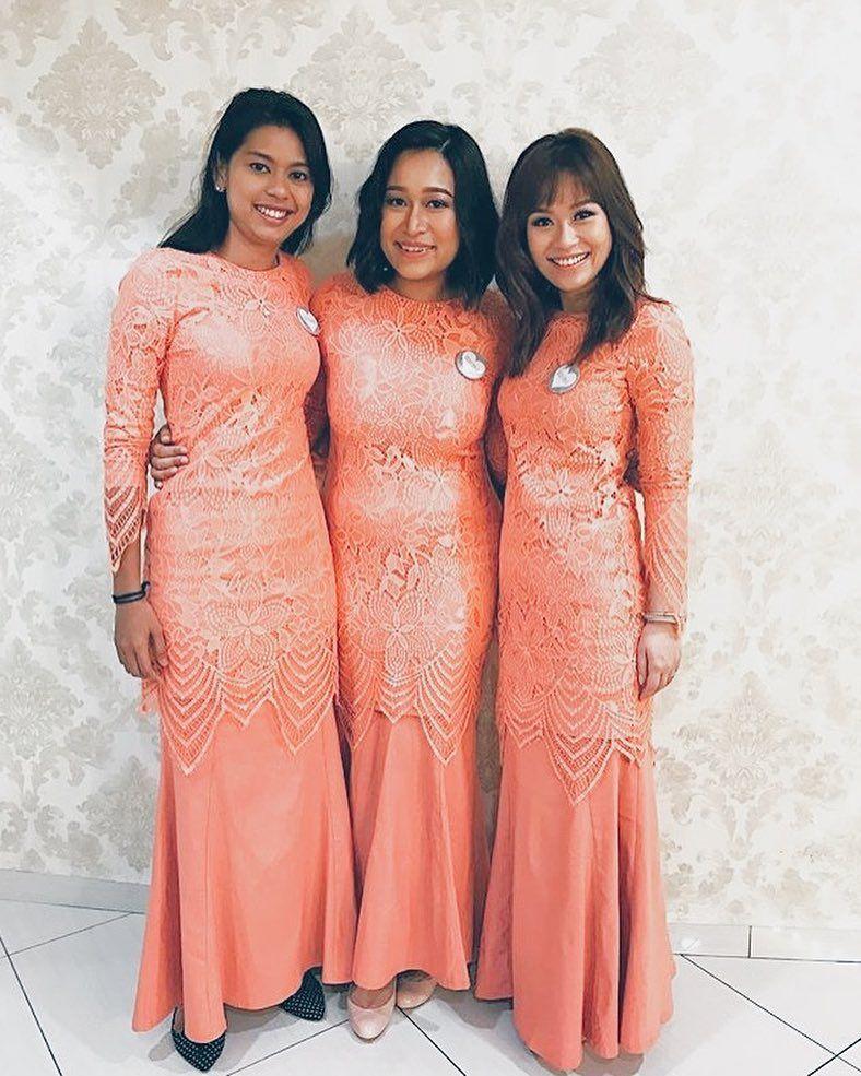 94 Foto Baju Bridesmaid Singapore Terbaik