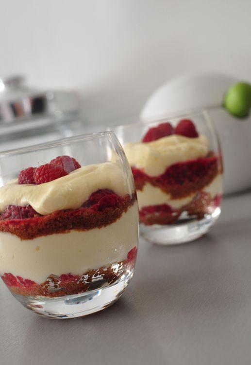 recette facile tiramisu aux fruits rouges