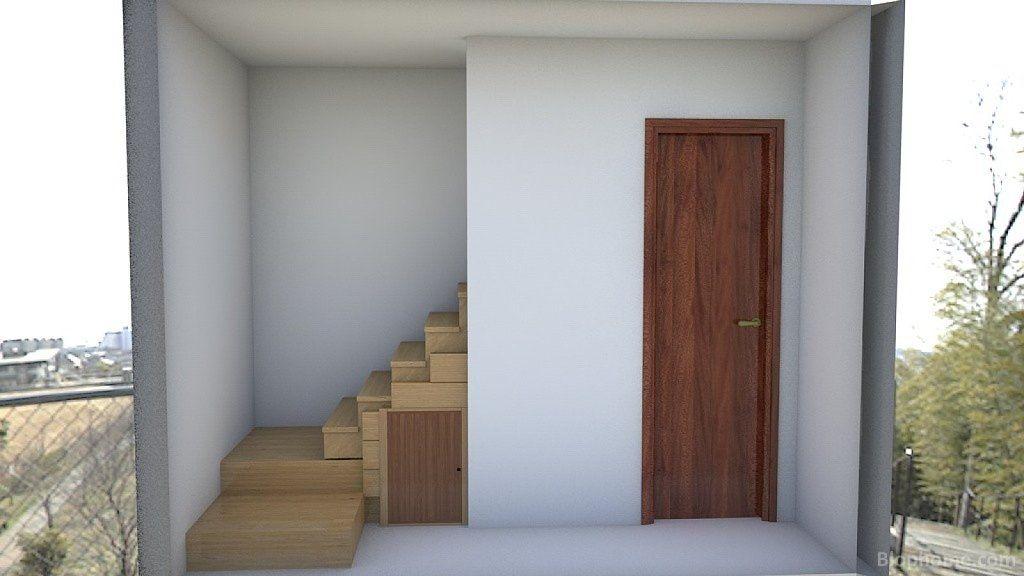 Ba os debajo de escalera google search ba os for Escaleras con medio bano