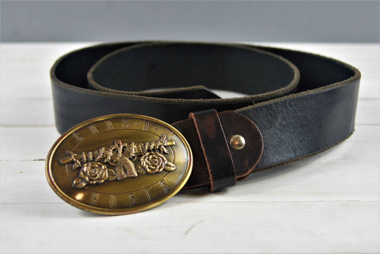 Guns /& Roses Belt Buckle