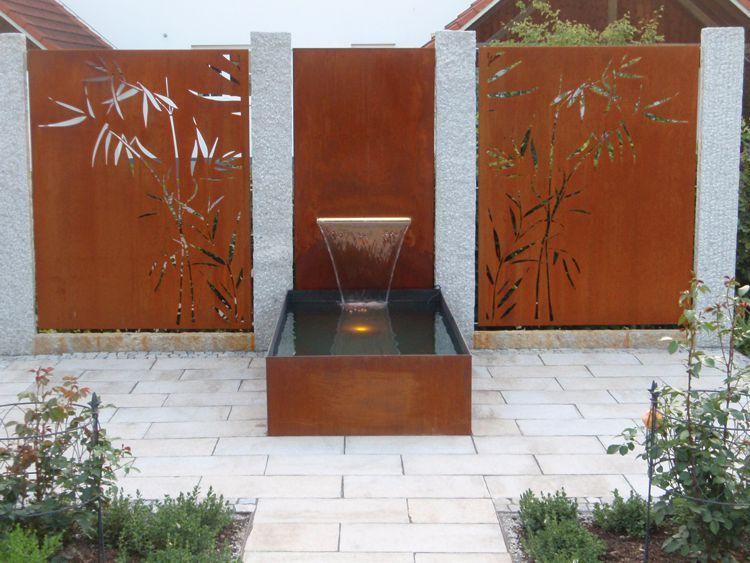 Traumgarten Ag paras sichtschutz die traumgarten ag fence ideas