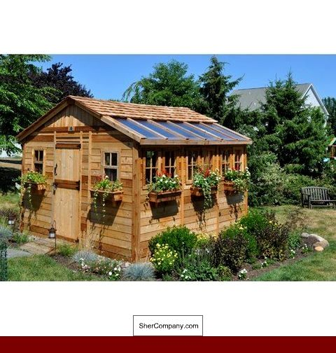 Vertical Garden Shed Plans and PICS of Shed Design Plans 10 X 20