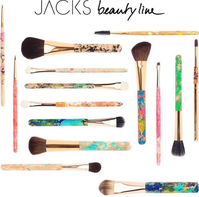 make up brush collection i want miriam jacks beauty und pinsel