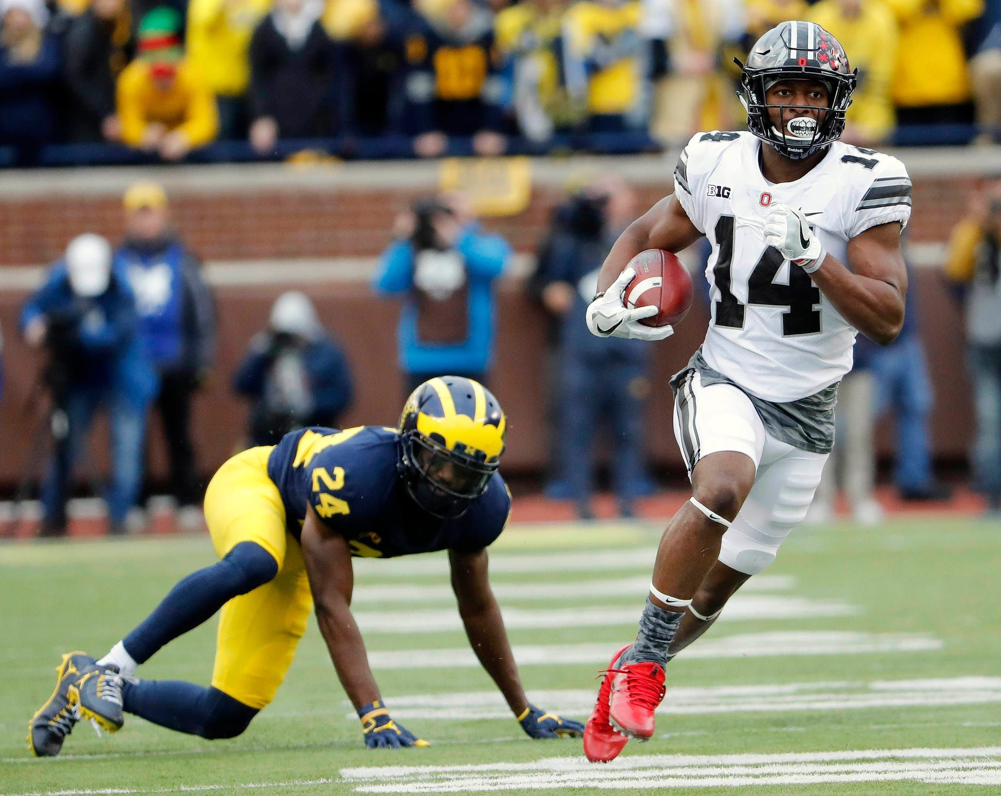 Predicting Michigan football vs. Ohio State showdown ...