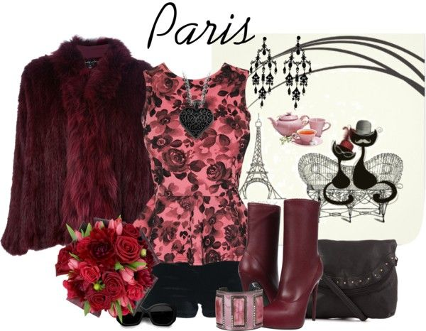 """""""Paris"""" by lross635 ❤ liked on Polyvore"""