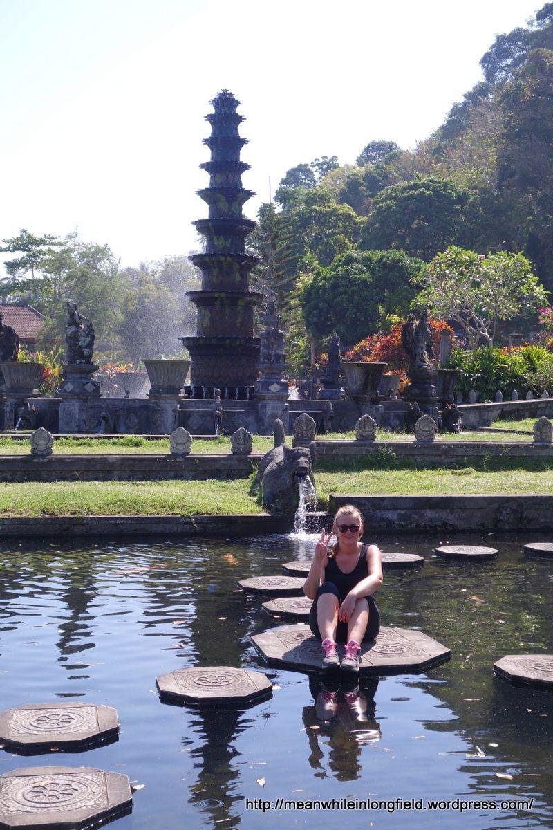 bali tirtta gangga water palace