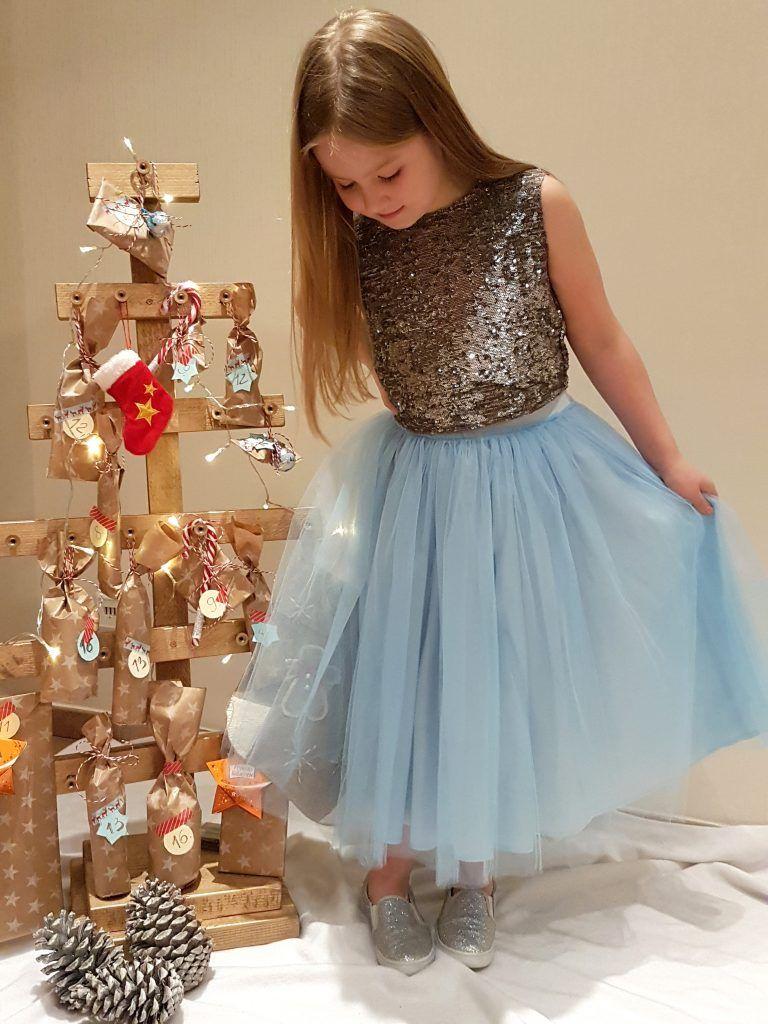 Tüllrock nähen – ganz einfach! | Childrens Fashion | Pinterest ...