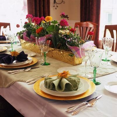 Dining Room Table Decoration Is Not As Difficult As You May Think It Is. A  Number Of People Spend Lots Of Money Just To Decorate The Dining Table, ...