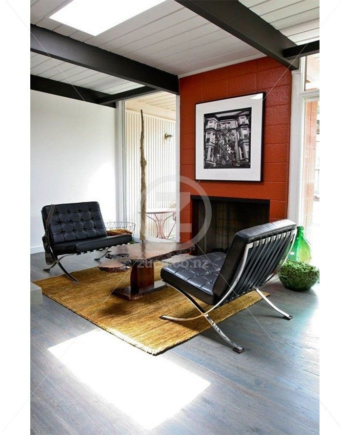 Replica Barcelona Chair Premium - Black | ZUCA | Homeware, Chairs, Replica Furniture, Barstools