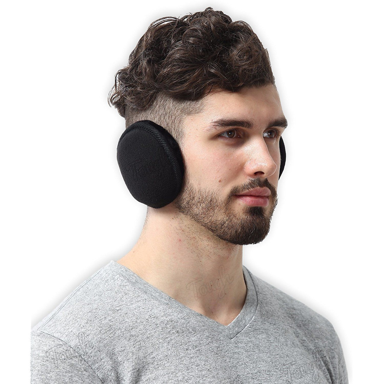 sourcingmap Outdoor Activities Warm Ear Earmuffs Winter for Men Women