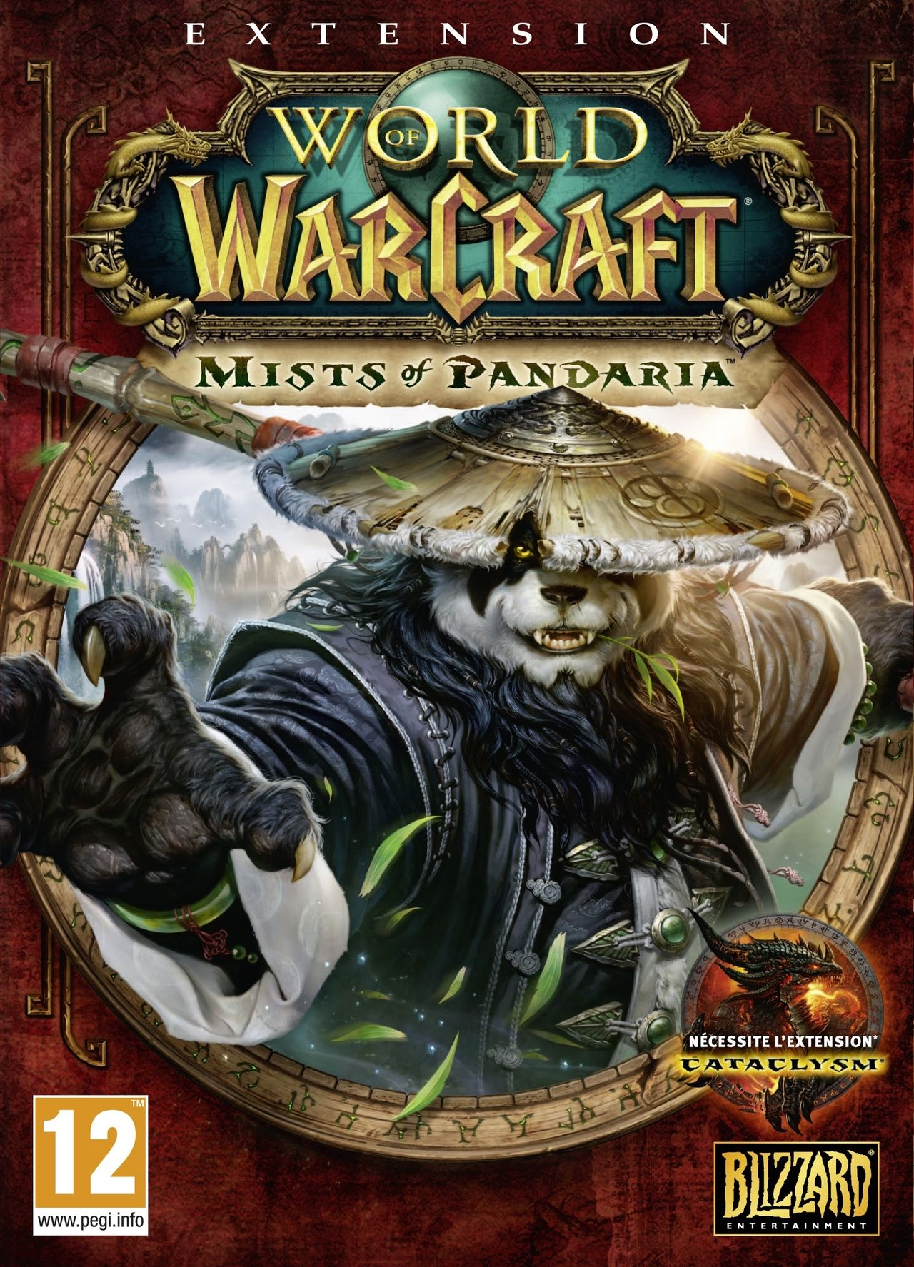 World of warcraft mists of pandaria vital games pinterest
