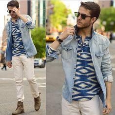 Boho Chic Style For Men