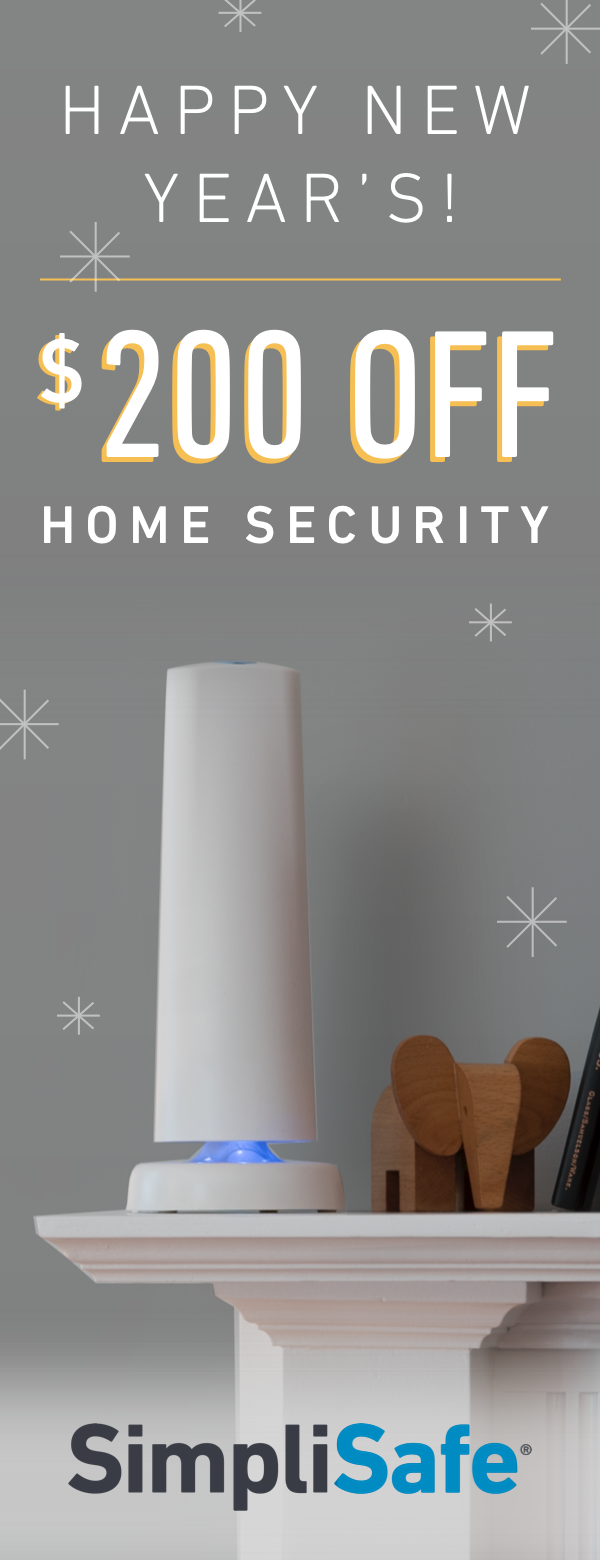 For One Week Only Save 200 On Simplisafe S Most Popular System Of 2016 The Defender Order Now And Get Free Home Security Home Security Systems Diy Security
