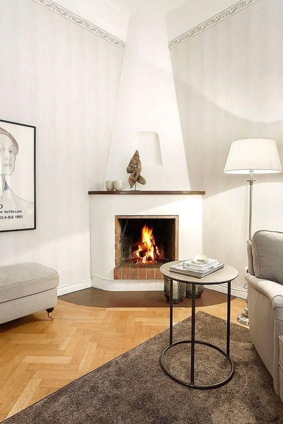 #fireplace   #livingroom   #decor   #haard #Home #Decor  60 Fireplace Home Decor That Always Look Great