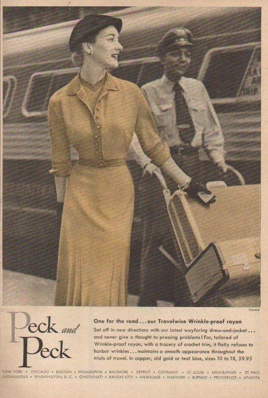 1950 Peck Peck Women S Clothing Store 50s Dress Palumbo Photo Retro Fashion Ad Ebay Retro Fashion Fashion Womens Clothing Stores