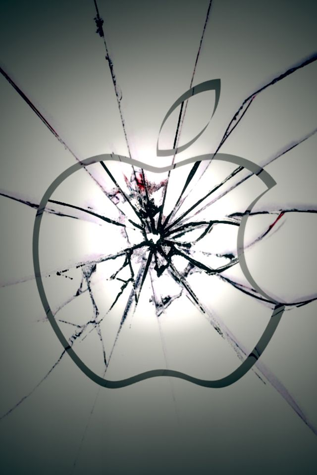 The iPhone 4 Wallpaper I just pinned! Cracked iphone