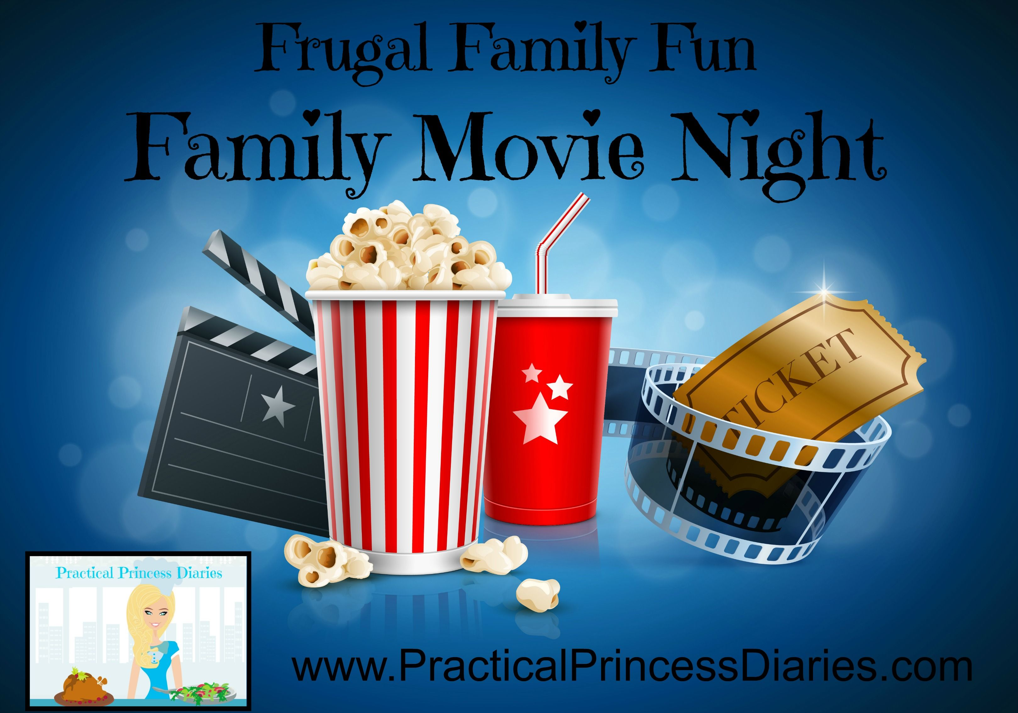 Family Movie Night Ideas. Looking for frugal family movie