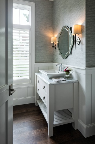 Big Style On A Small Budget Six Trendy Guest Bathroom Ideas Guest Bathrooms Guest Bathroom Bathroom Design Small