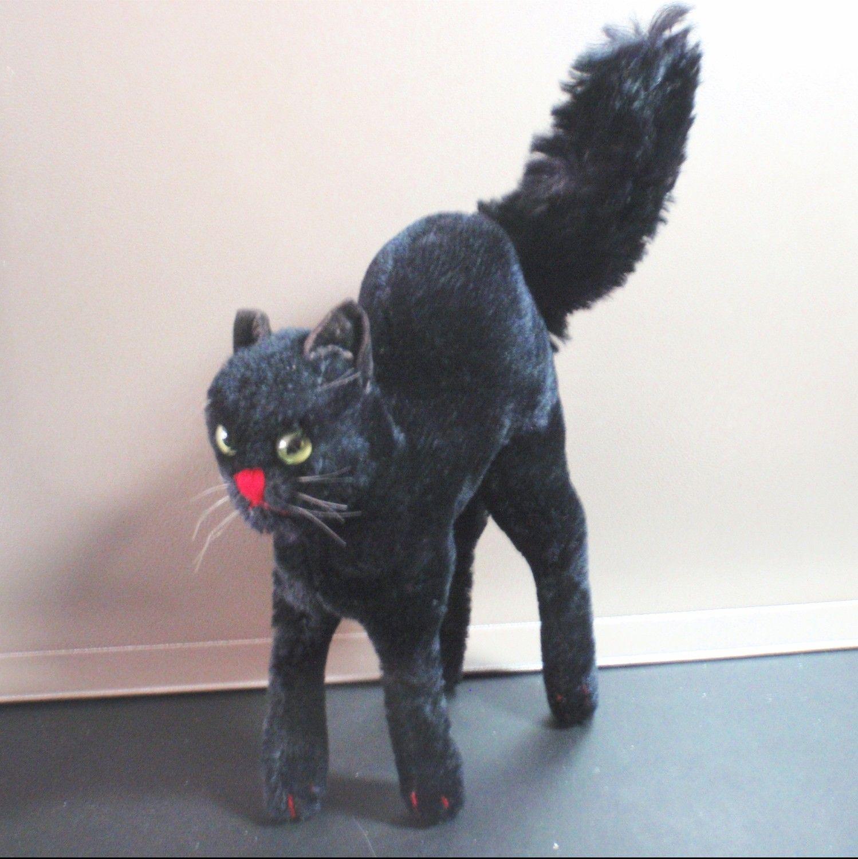 Steiff  Black Cat