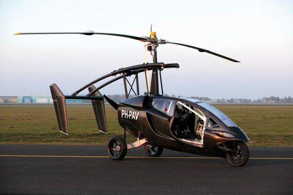 Dutch flying car