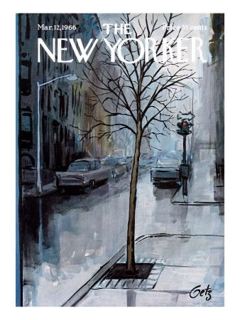 Some favorite New Yorker covers
