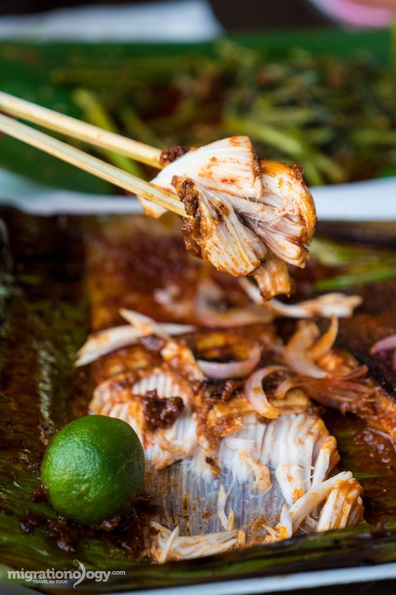 Bbq Sambal Stingray At Chomp Chomp Food Centre Food Singapore Food Food Spot
