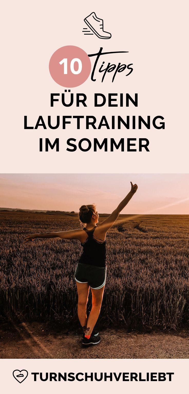 Photo of Laufen im Sommer: 10 wichtige Tipps für das Lauftraining an heißen Tagen