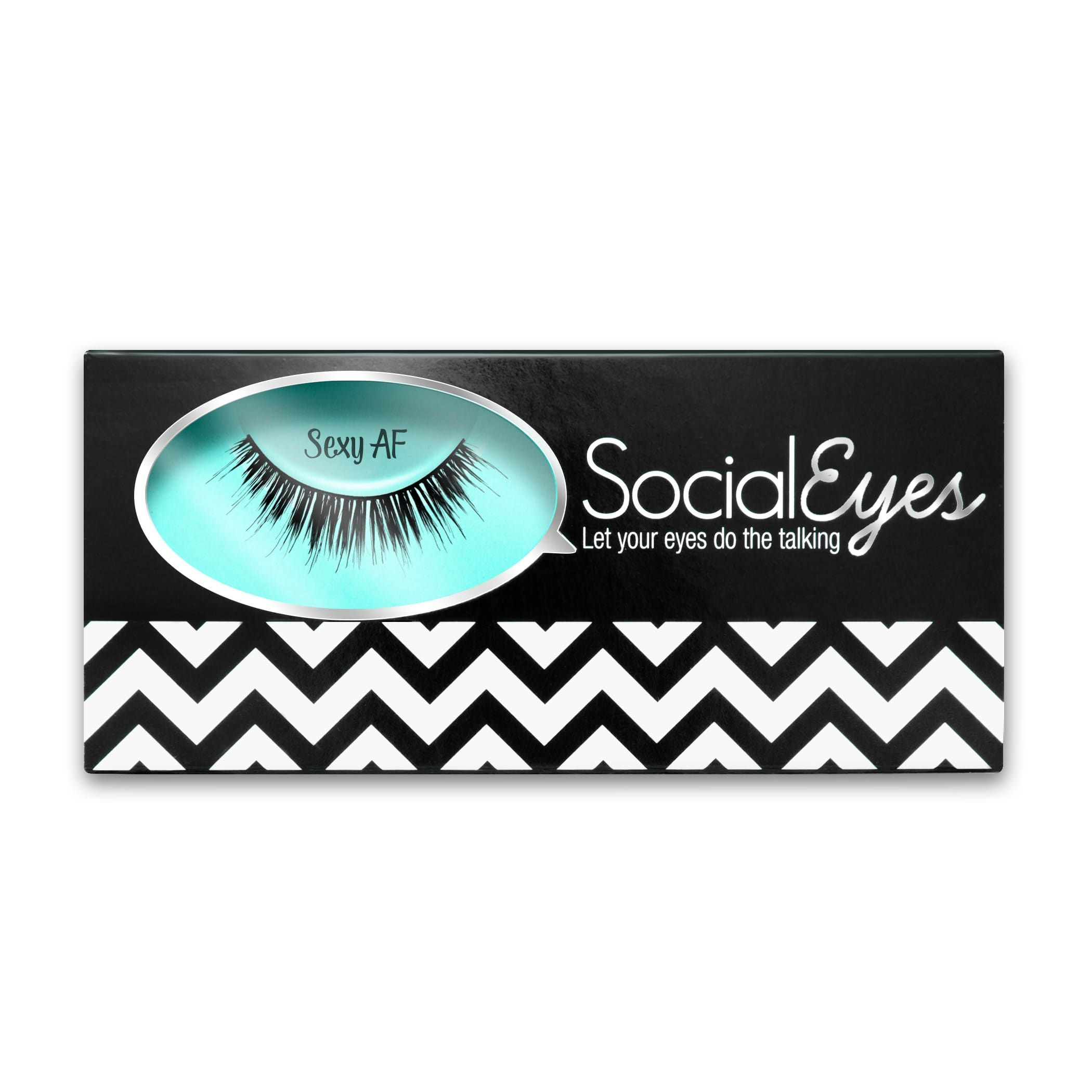 The Lashes Have Multiple Lengths Throughout To Give Your Eyelashes A
