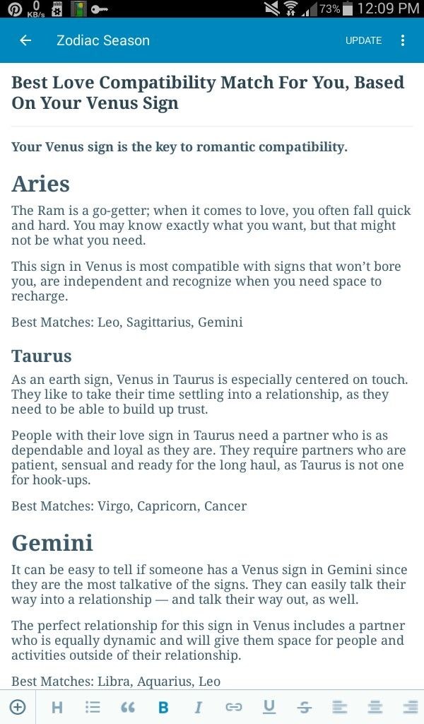 astrology partner match