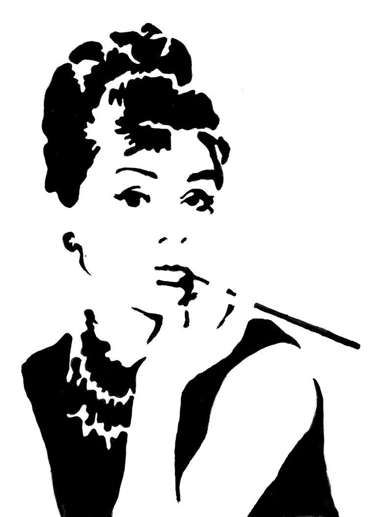 marilyn monroe silhouette stencil - Google Search ...